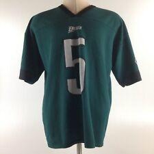 Philadelphia Eagles Donovan Mcnabb 5 Camiseta De Fútbol Logo Athletic Talla  XL bf45ef4d2