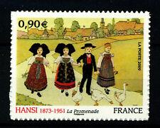 FRANCE autoadhesif 370, HANSI,  xx, LUXE Cote: 13€