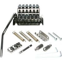 Floyd Rose Special Series Tremolo Bridge with R2 Nut Black Nickel