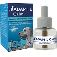 Adaptil Calm Home Diffuser Refill - Pheromones for Anxious Dogs - Refill 48mL