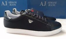 Armani Jeans mesh low top sneakers size 8UK (42EU)