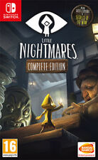 Little Nightmares Complete Edition  -  ITA Switch - NUOVO SIGILLATO  [SWI0107]