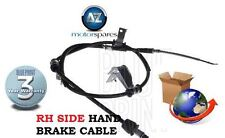 FOR HYUNDAI i20  1.1 1.2 1.4 TD  2009-> NEW RH RIGHT SIDE HAND BRAKE CABLE