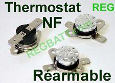 Interrupteur à Thermostat NF klixon 170°C