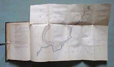 Etude historique sur la Cheppe camp d'Attila et ses environs  EO signé 1869 Rare