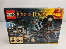 Lego The Hobbit LOTR 9470 - Shelob Attacks - COMPLETE w/ Box