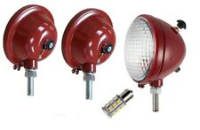 12v Headlights Amp Work Light Farmall Super A Super C Super H Super M Tractor