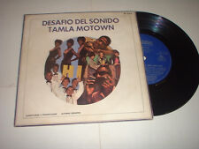SPAIN TAMLA MOTOWN EP M 503 MARVIN GAYE FOUR TOPS TEMPTATIONS SUPREMES MARTHA