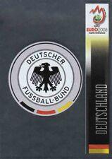 Panini Sticker Fußball Euro 2008 Nr. 207 DEU Deutschland Wappen / Logo Glitzer