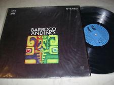 BARROCO ANDINO Same *1975 CHILE ORIGINAL LP*NM*