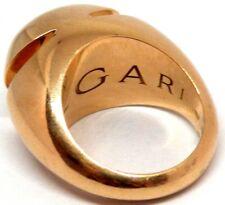 Bvlgari 18K Rose Gold Bombe Ring Size 6.5