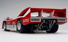 Exoto Porsche 917/30 Mark Donahue race car & driver 1975 World record speed 1/18