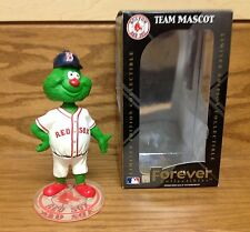 Wally The Green Monster Boston Red Sox Mascot 2003 CLEAR BASE Bobble Bobblehead