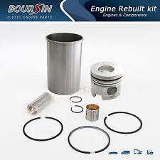 Engine Rebuilt kit (Set of 4 Cylinders) for Isuzu 4HF1 NPR NKR Truck 4.3L