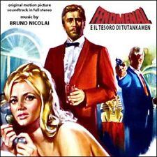 Bruno Nicolai: Fenomenal E Il Tesoro Di Tutankamen (New/Sealed CD)