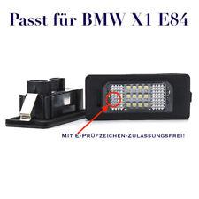 LED SMD Kennzeichenbeleuchtung für BMW X1 E84 /5XC/