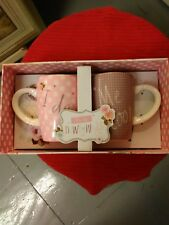 WEDDING GIFT BOXED CUPS