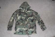 Military Large Long Field Jacket Coat Parka US Army USAF USMC Cold Weather 161
