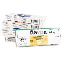 4 pipetas Flevox para perros de 2 a 10 Kg, idénticas a las frontline OFERTON