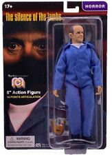 """Mego Horror Wave 8 - Silence Of The Lambs - Hannibal Lecter 8"""" Action Figure"""