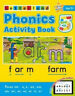 Phonics Activity Book 5 by Lisa Holt.