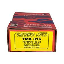 TAMEO Kit 1/43 1982 Ferrari 126 C2