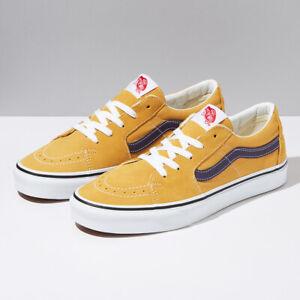 Vans Suede SK8-Low Skate Low Shoes Sneakers Honey Gold VN0A4UUK24K US 4-12