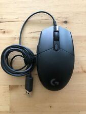 Logitech G Pro Wired Optical Gaming Mouse - Black 810-006282 M-U0052 Black