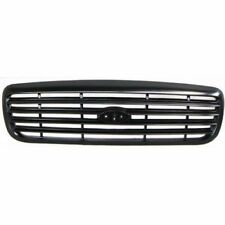 NEW FOR FORD CROWN VICTORIA FITS 99-00 FRONT GRILLE BLACK XW7Z8200AAA FO1200379
