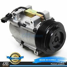 NEW A/C Compressor & Clutch 68182 for 06-10 Dodge Ram 2500 3500 5.9L 6.7L Diesel