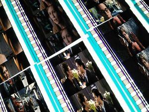 Spider-Man 2 (2004) Movie 60 x 35mm Film Cell Cells 12 Strips Frames Marvel (C)