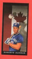 Roberto Alomar  1993 Colla Collection Diamond Marks  Art Card  Rare Insert Exmt