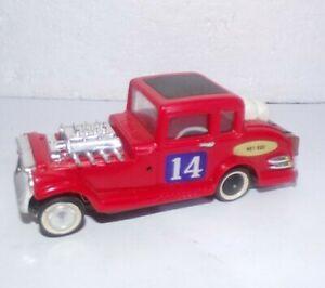 Vintage IDEAL Motorific HOT ROD  #14 Slot Car w/Motor
