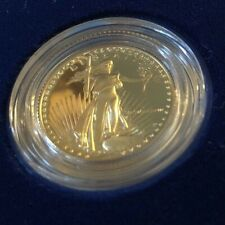 1988 Key Date $10 1/4 oz American Gold Eagle Proof Coin Uncirculated w/ COA