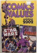 Krause Comics Annual 2002 Price Guide