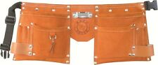 Junior Suede Leather Tool Pouch Bag Belt