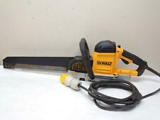 DeWalt DWE396 LX Alligator Saw Power Log Saw - 110V - 1600W - New Blades