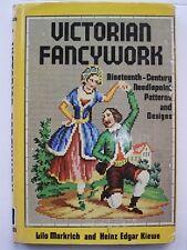 VICTORIAN FANCYWORK by LILO MARKRICH & HEINZ EDGAR KIEW– Berlin Woolwork Designs