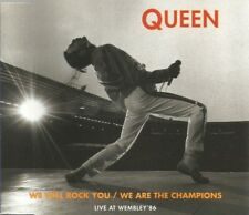 Queen - We Will Rock You (Live) 1992 Holland CD single