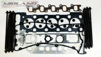 LAND ROVER DEFENDER DISCOVERY 2 TD5 CYLINDER HEAD GASKET SET & HEAD BOLTS *NEW*