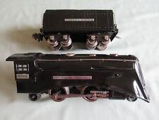 Lionel #264E Pre War Vanderbilt Locomotive w/265W Tender      Restored