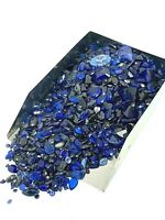 Lot of Blue Gemstone Assorted Loose Gems 450 Carats Scrap Mix Jewelry Making