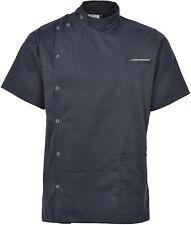 Navy NHS Male Nurse Uniform Men stud Tunic Men Healthcare top Carehome