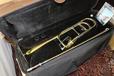 Jupiter XO Model 1236L-T .547 Bore Trombone THAYER VALVE DISPLAY MODEL QuinnTheE