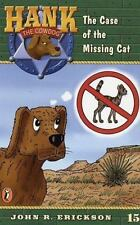 The Case of the Missing Cat #15 (Hank the Cowdog)-ExLibrary