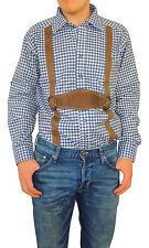 39-40 Herren-Trachtenhemden mit Klassischer Kragen