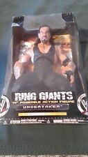 WWE Ring Giants Series 4 Undertaker 14inch Action Figure