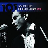 Johnny Cash - 101 - I Walk the Line: The Best of Johnny Cash [CD]