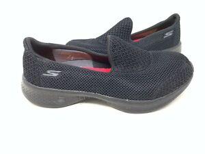 NEW! Skechers Women's GOWALK 4 PROPEL Shoes Blk #14170 Size:7.5 151R tz
