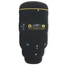 Plushtography Camera Lense Nikon 24-70mm f/2.8 Pillow - *NEW* EXPRESS POST